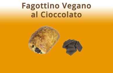 Fagottino Vegano al Cioccolato