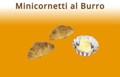 Minicornetti al Burro
